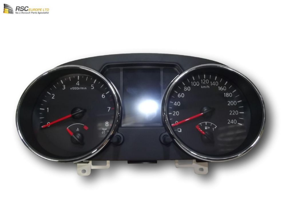 BRAND NEW GENUINE NISSAN QASHQAI+2 SPEEDOMETER IN KM/H 24810-BR50B